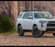 2021 Toyota 4runner Bumper Blacked Out Colors