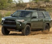 2021 Toyota 4runner Lease Will The Be Redesigned